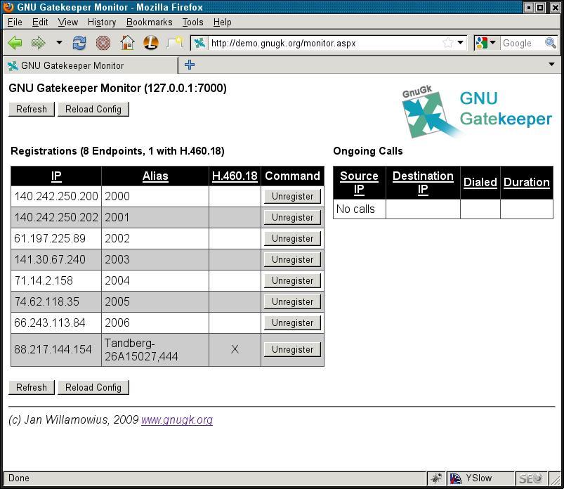 Gnu Gatekeeper
